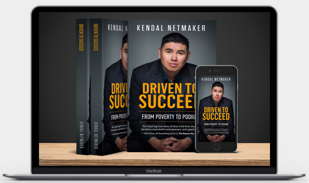 DRIVEN TO SUCCEED: FROM POVERTY TO PODIUM