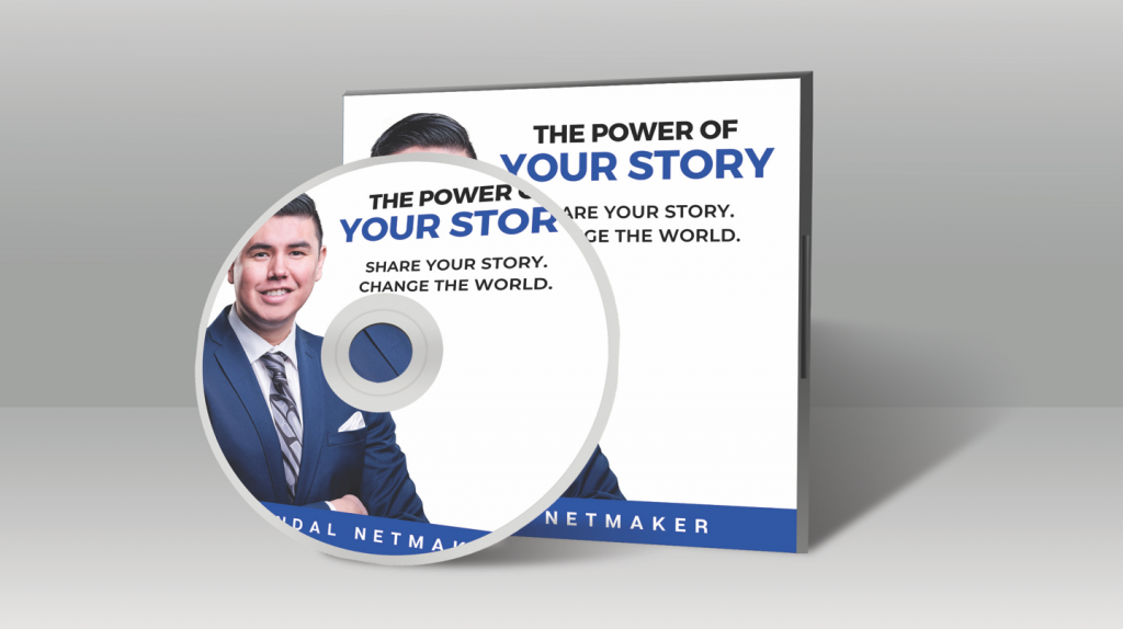 THE POWER OF YOUR STORY: SHARE YOUR STORY. CHANGE THE WORLD.
