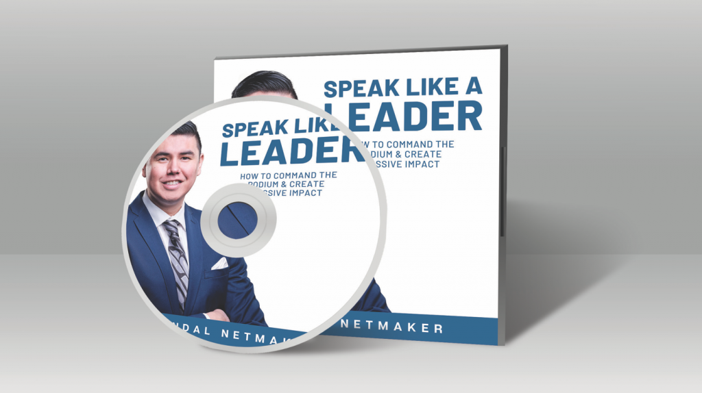 SPEAK LIKE A LEADER: HOW TO COMMAND THE PODIUM & CREATE MASSIVE IMACT